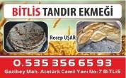 Bitlis Tandır Ekmeği