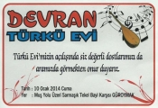 Devran Türkü Evi