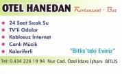 Otel Hanedan